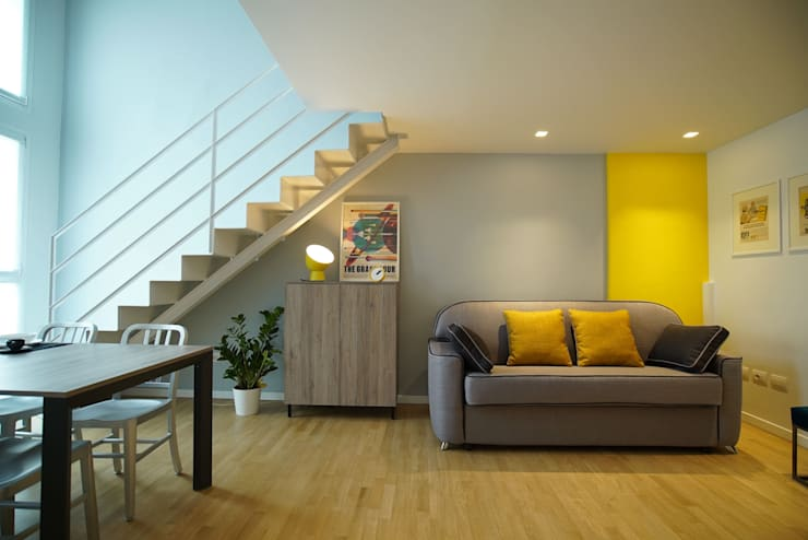 Colori Pareti Moderne : I colori migliori per dipingere le pareti nel