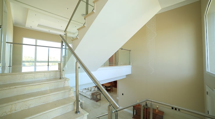 Stairs by ARQCONS Arquitectura & Construcción