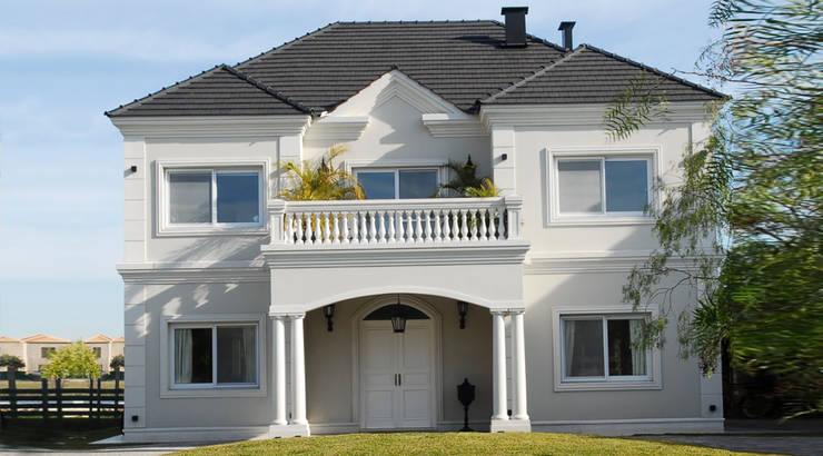 บ้านและที่อยู่อาศัย โดย ARQCONS Arquitectura & Construcción,