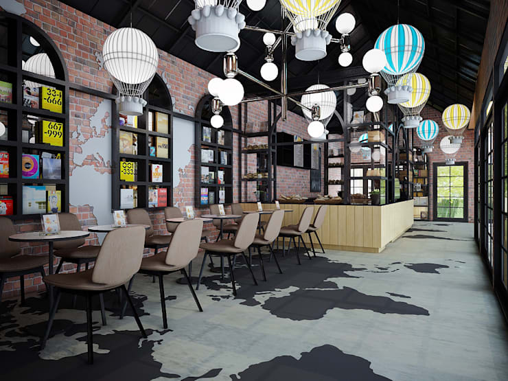 3D COFFEE SHOP:   by ATUY