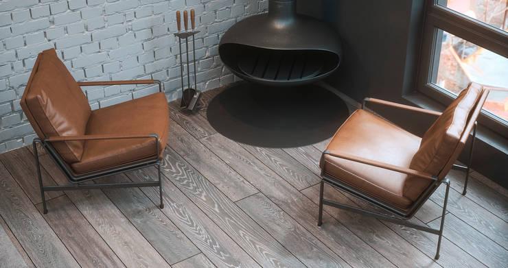 Wohnzimmer von ANARCHY DESIGN
