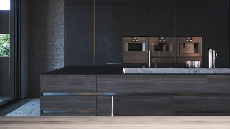 Küche von ANARCHY DESIGN