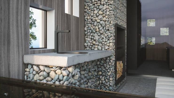 Terrasse von ANARCHY DESIGN