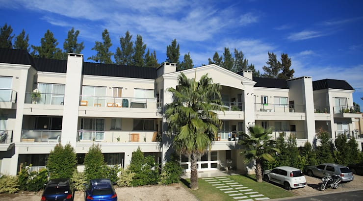 Casas de estilo moderno de ARQCONS Arquitectura & Construcción Moderno