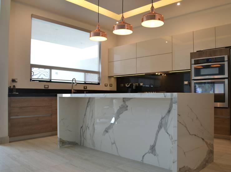 Muebles de cocina ideas funcionales y modernas for Cocinas funcionales y modernas