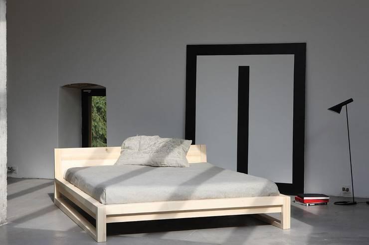 Artisan家具實木家具系列,對生活細節的品味:  臥室 by 北京恒邦信大国际贸易有限公司