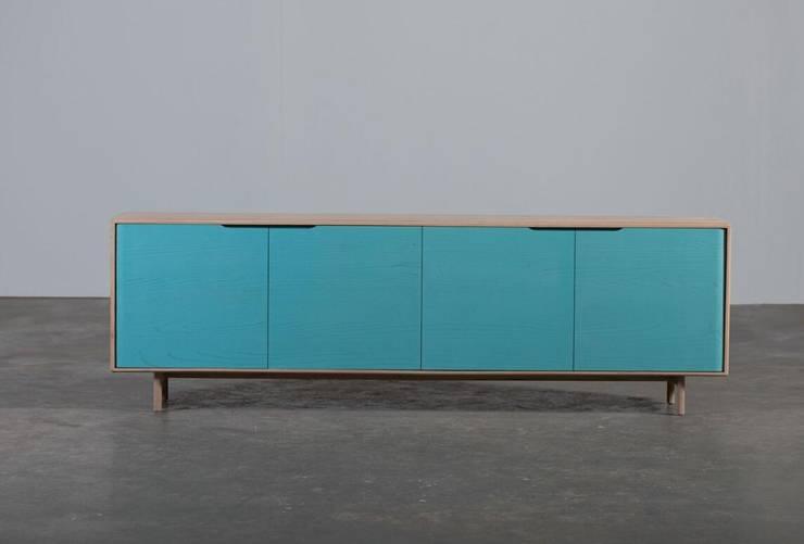 Artisan家具實木家具系列,對生活細節的品味:  客廳 by 北京恒邦信大国际贸易有限公司