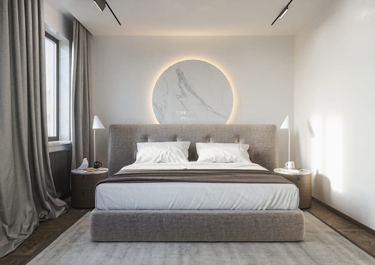 Bedroom by ANARCHY DESIGN