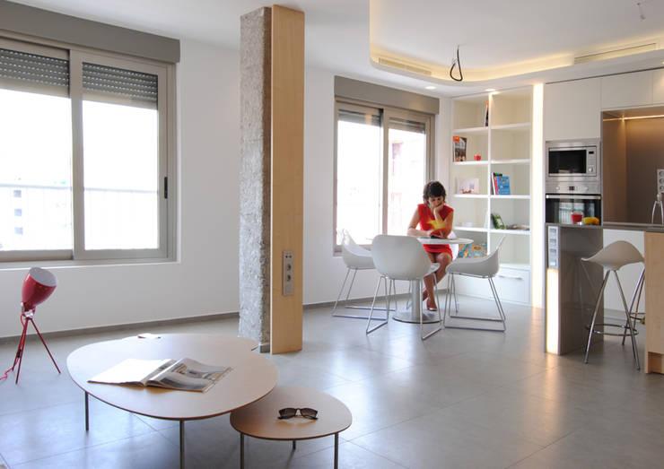 Cocinas equipadas de estilo  por Loft26