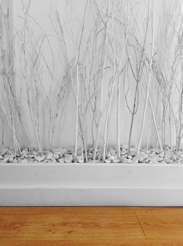 Detalles:  de estilo  por CM ephimeral, Minimalista Madera Acabado en madera