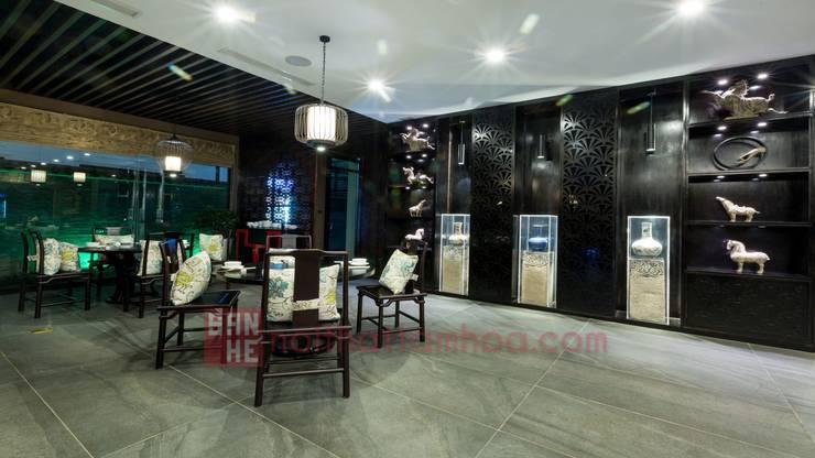 Nhà hàng Tam Hòa Viên:   by Nội thất Tam Hòa
