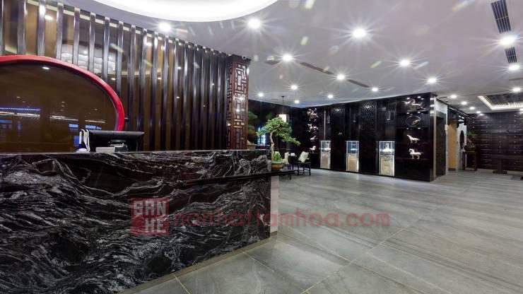 Nhà hàng Tam Hòa Viên:  Pool by Nội thất Tam Hòa
