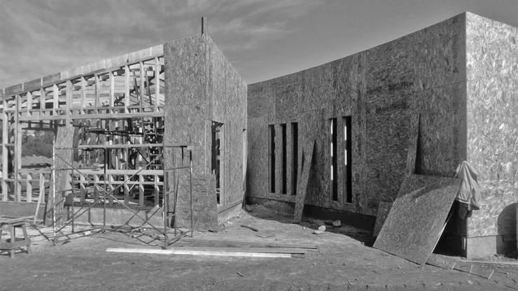 Casa MP:  de estilo  por D01 arquitectura