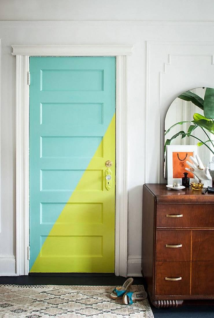 صور وديكورات وأفكار للأبواب هتغير بيها شكل بيتك وهيكون أحلي وأحلي مع كاسل:  أبواب خشبية تنفيذ كاسل للإستشارات الهندسية وأعمال الديكور في القاهرة, ريفي MDF