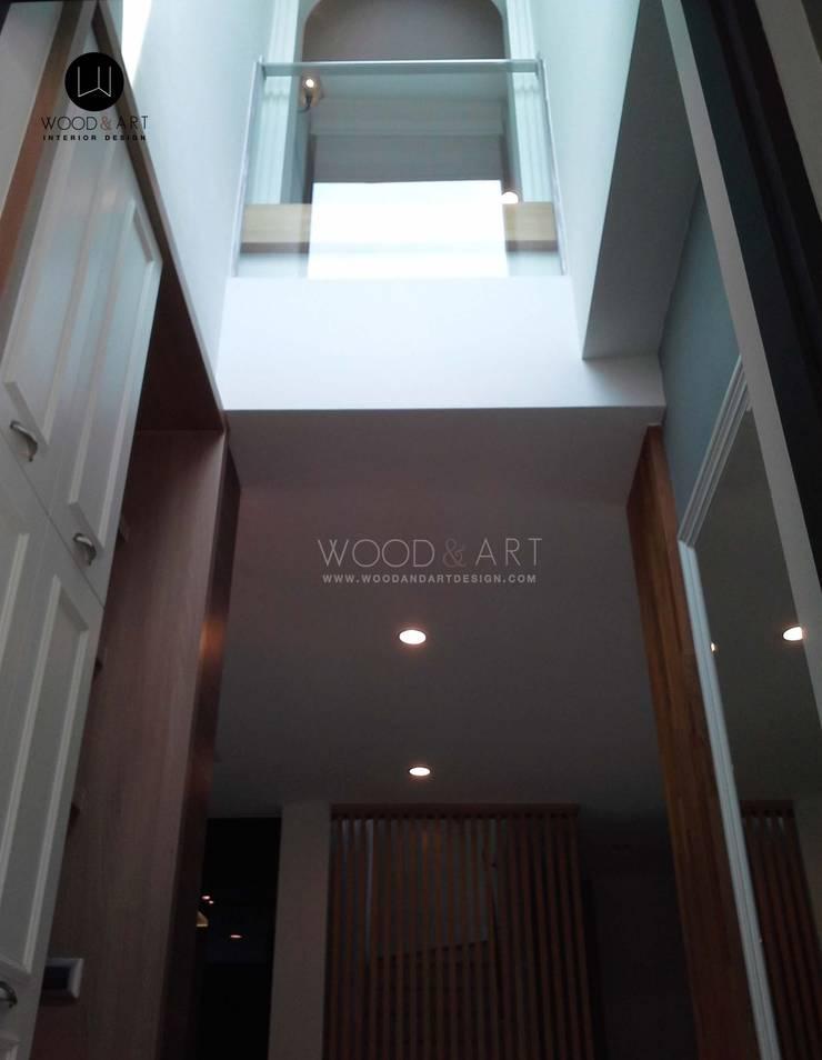 โครงการศิตา เทียนทะเล-พระราม2:  ตกแต่งภายใน by Wood And Art Design