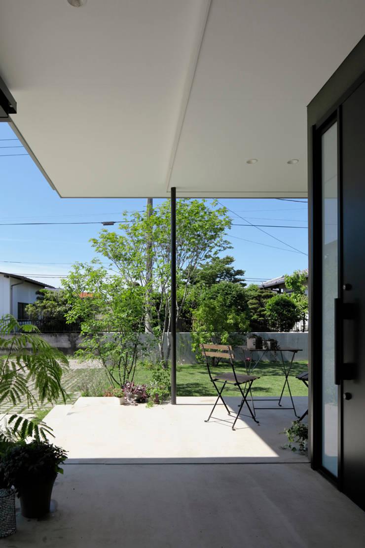 庭院 by arc-d, 現代風
