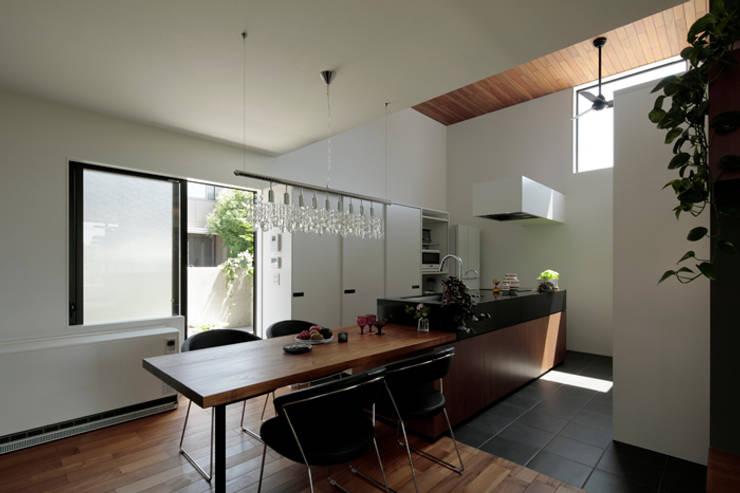 廚房 by arc-d, 現代風