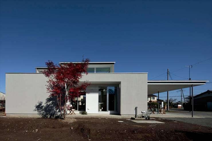Maisons de style  par arc-d, Moderne