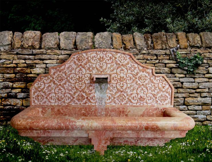 Garden by CusenzaMarmi