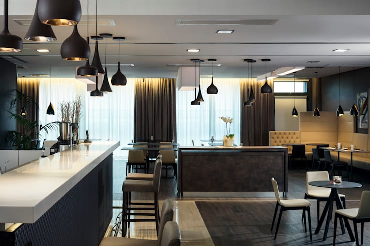 Hilton Garden Inn Milan North:  Hotels by LEDS C4