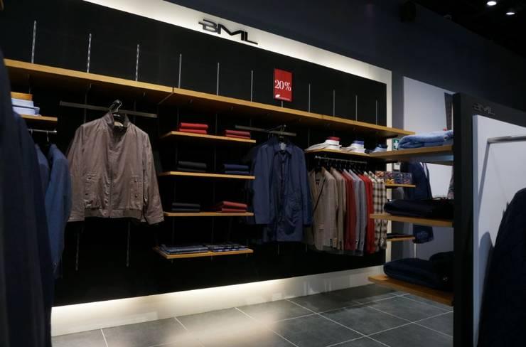 BML Pulkovo:  Kantor & toko by LEDS C4