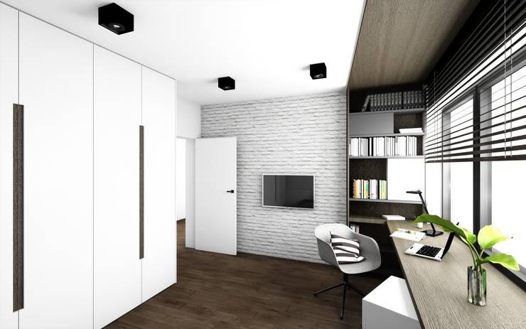 Study/office by Offa Studio, Modern