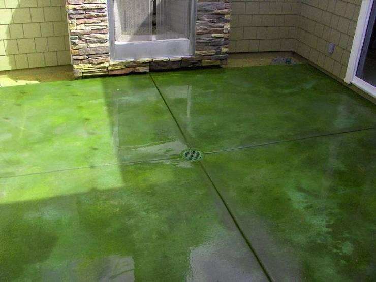 Pavimento in stile  di Decosuelos