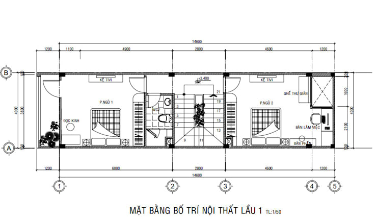 asian Houses by Công ty thiết kế xây dựng Song Phát
