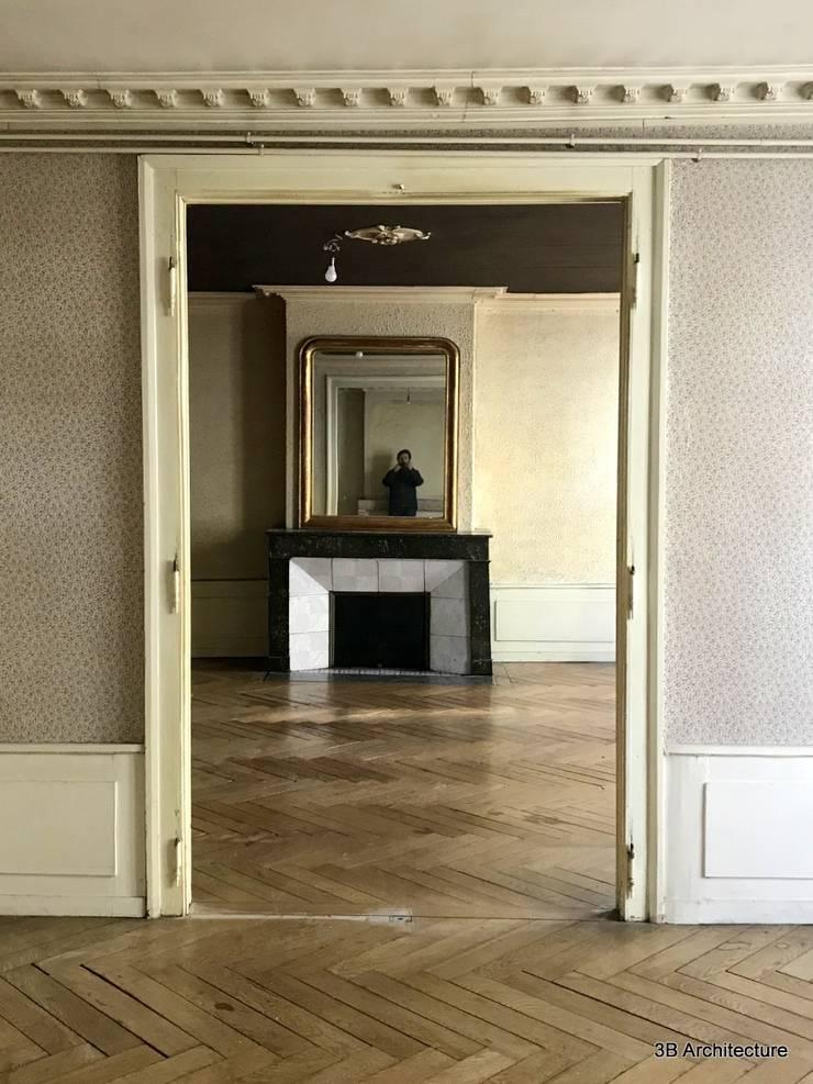 Appartement S02:  de style  par 3B Architecture