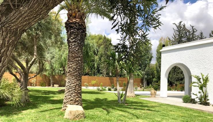 mediterranean Garden by B.A-Studio