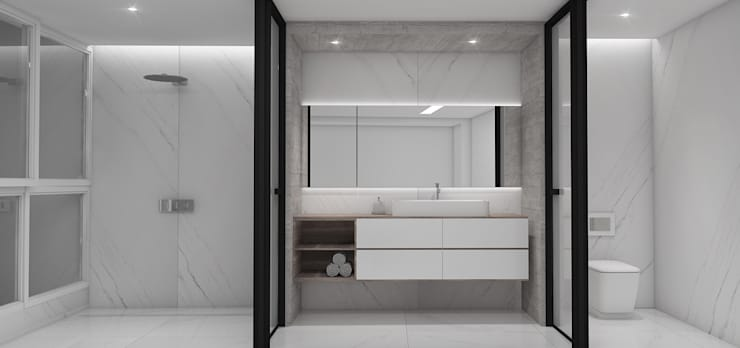 Bathroom by Design Group Latinamerica