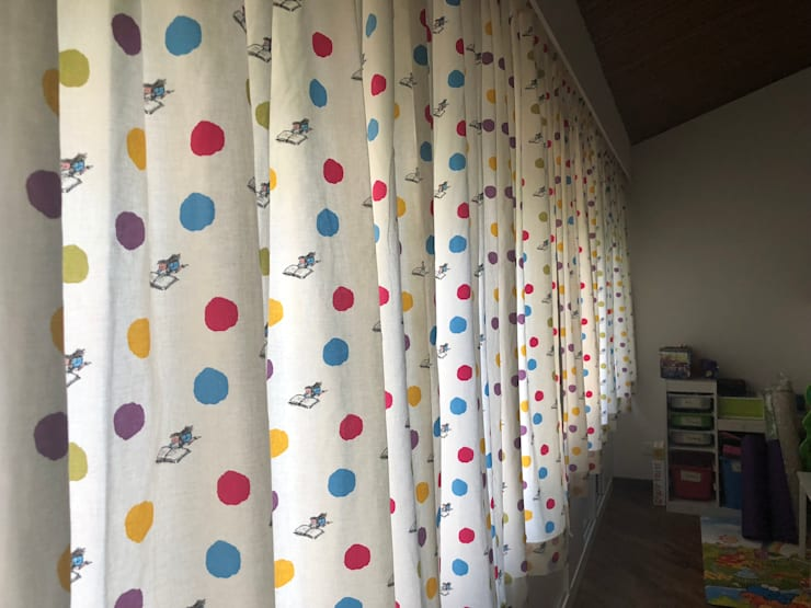 """Children's Curtains: {:asian=>""""asian"""", :classic=>""""classic"""", :colonial=>""""colonial"""", :country=>""""country"""", :eclectic=>""""eclectic"""", :industrial=>""""industrial"""", :mediterranean=>""""mediterranean"""", :minimalist=>""""minimalist"""", :modern=>""""modern"""", :rustic=>""""rustic"""", :scandinavian=>""""scandinavian"""", :tropical=>""""tropical""""}  by Window Essentials, Textile Amber/Gold"""