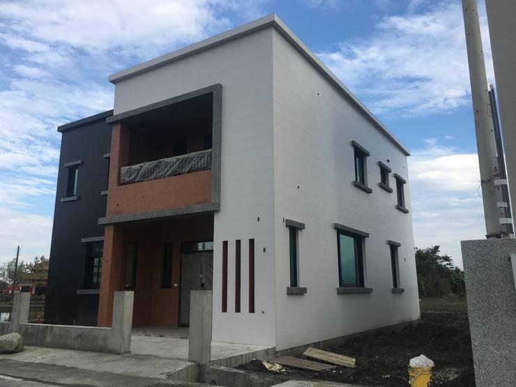 畫破天際線:  房子 by 迷藏設計