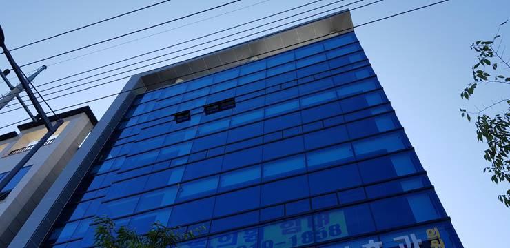 조은 메디컬 빌딩: 건축사사무소 이레EL의