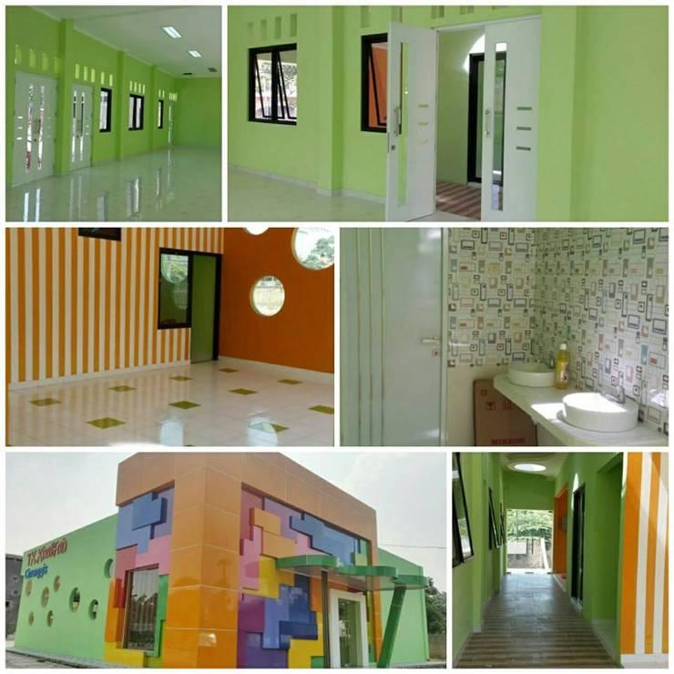 sekolah :   by Rumahdesain