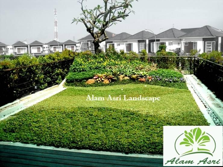 von Alam Asri Landscape Modern Holz Holznachbildung