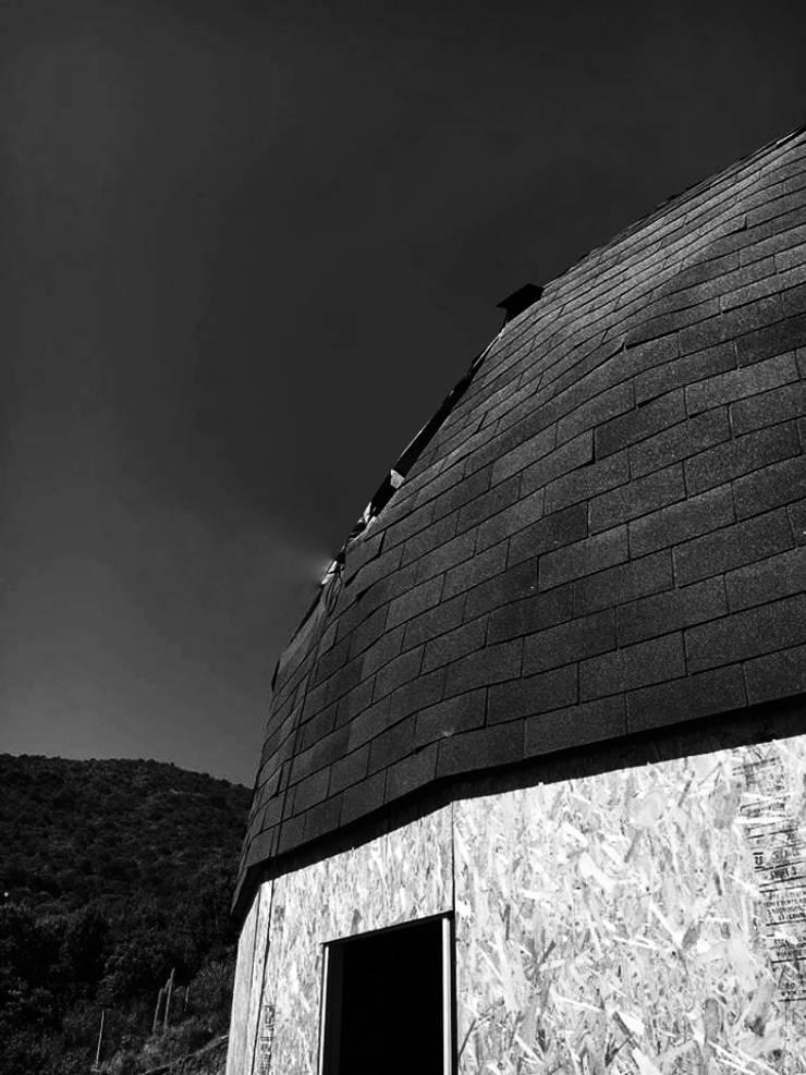 Domos Coya:  de estilo  por Estudio Arquitectura y construccion PR/ Arquitectura, Construccion y Diseño de interiores / Santiago, Rancagua y Viña del mar