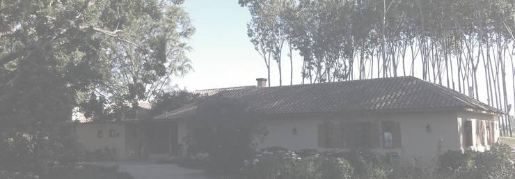 Hotel Boutique, compañia de Fósforos: Casas ecológicas de estilo  por Pasiva