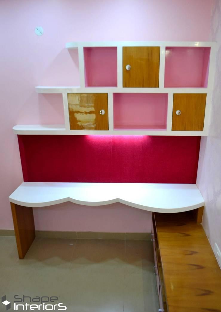 Teen bedroom by Shape Interiors