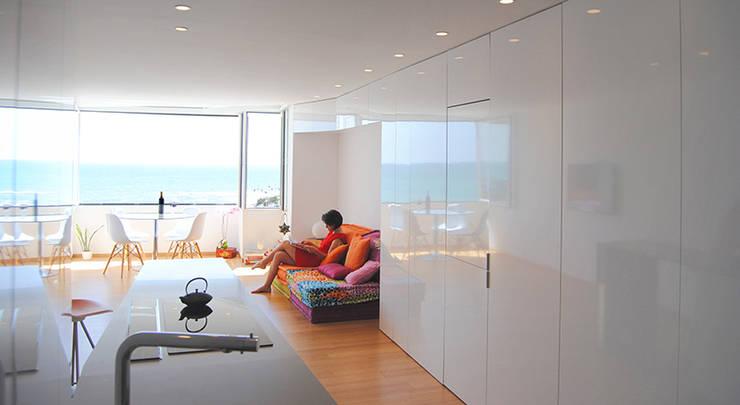 Casas ecológicas de estilo  por Loft26