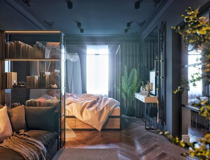 Bedroom by IN MY BOX | дизайн интерьера | Екатеринбург