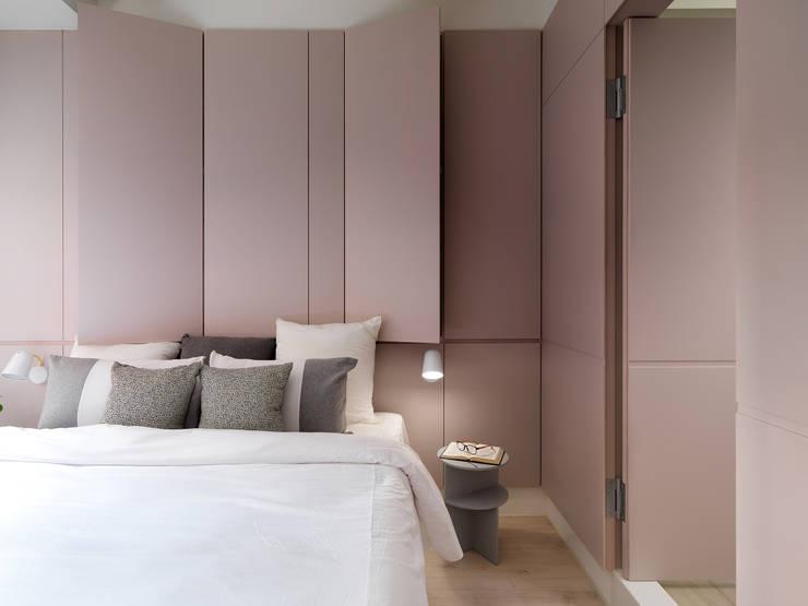 Gary Star:  臥室 by 寓子設計