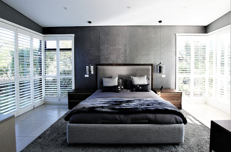 Bedroom by JSD Interiors, Modern