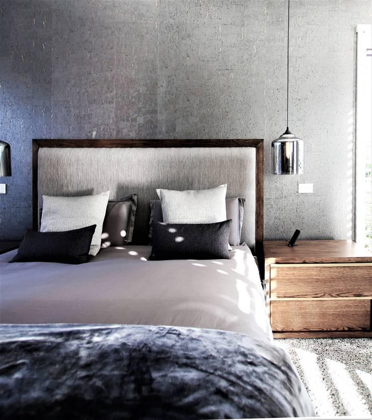 Bedroom by JSD Interiors, Modern Wood Wood effect
