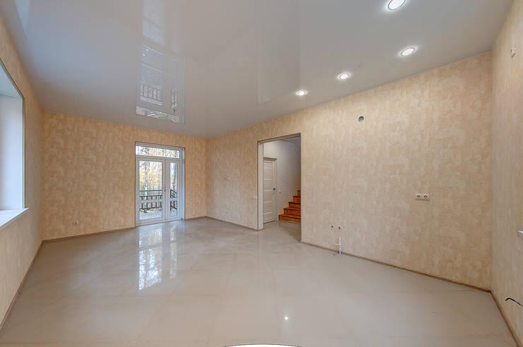 Projekty,  Domy zaprojektowane przez ГК 'Резиденция'