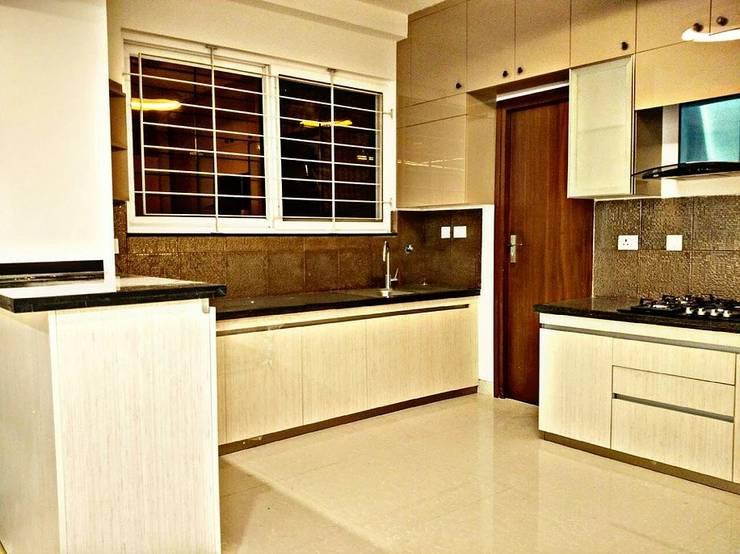 Kitchen Design Ideas:  Kitchen units by Origami Space Design
