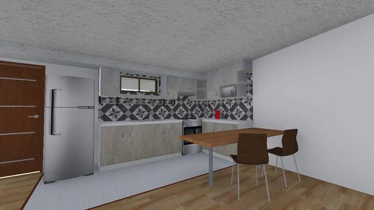 Proyecto 3D:  de estilo  por R-Innovare / Diseño de interiores y Arquitectura / Santiago y Viña del mar