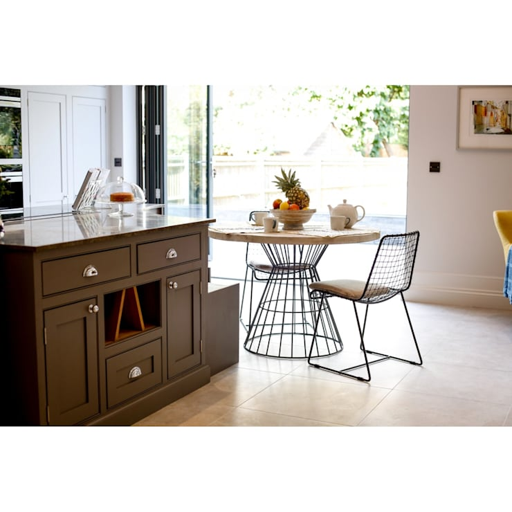 Breakfast Table:  Kitchen units by Classic Kitchens Direct