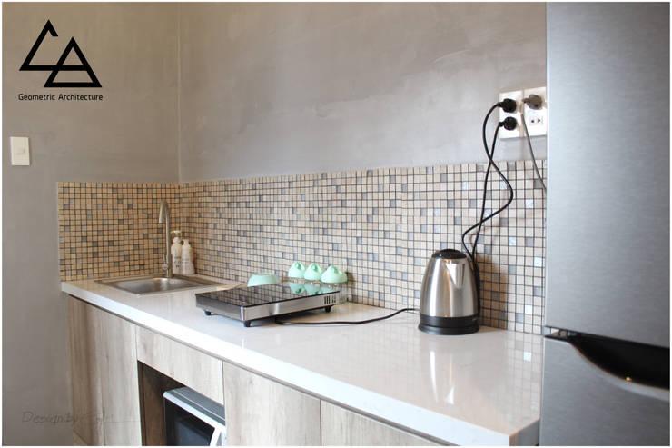 Kitchen:  Phòng ăn by G.A Studio