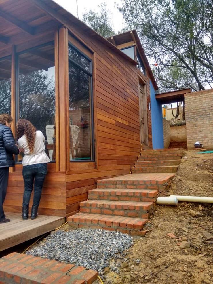 Casa Villegas: Casas de estilo  por Green Progress SAS